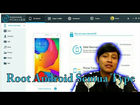 ROOT HP ANDROID MELALUI PC KOMPUTER/MOBILEGO Mp3