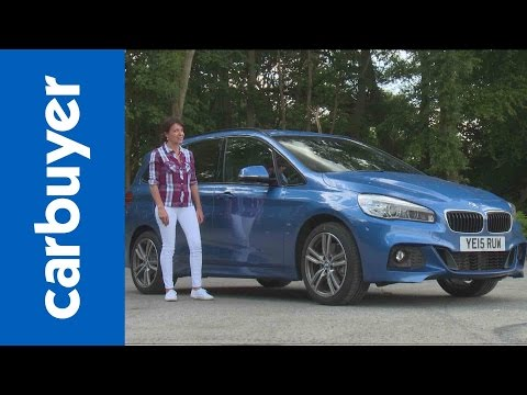 BMW 2 Series Gran Tourer MPV review - Carbuyer