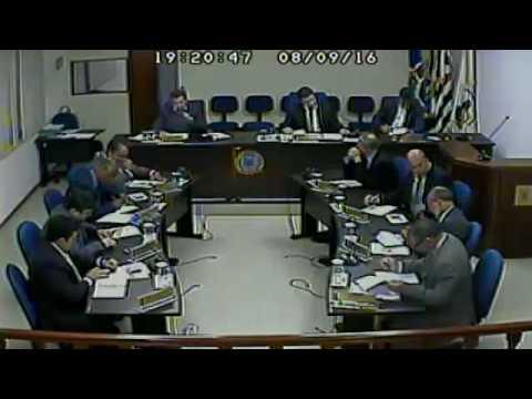 Câmara Municipal de Juquitiba - 23ª Sessão Ordinária 2016 - 09 de agosto de 2016