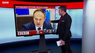 Как власти Молдавии ссорятся из-за российских теленовостей