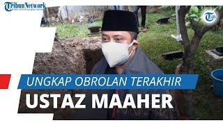 Ungkap Obrolan Terakhir dengan Maaher At-Thuwailibi, Ustaz Yusuf Mansur Kenang Sosok Baik Almarhum