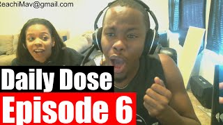 #DailyDose Ep.6 - Overcoming Negative & Suicidal Thoughts + Peeing In Sinks  #G1GB
