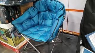 COSTCO! Extra Padded Club Chair $37 Super Comfort, Kinda Big.