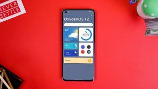 OxygenOS 12 - Everything Explained!