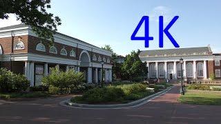 A 4K Video Tour of the University of Virginia (UVA)