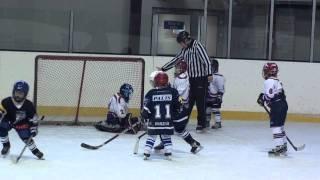preview picture of video 'BÍLÍ TYGŘI LIBEREC - HC FRÝDLANT, Minihokej 2. tříd, Česká Lípa, 28. 1. 2012'