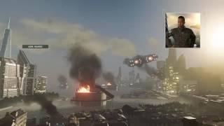 Infinite Warfare - Olympus Mons' Firepower + Retribution Jump temporarily disables the Mons