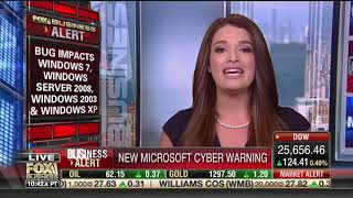 Fox Business Network: Microsoft Monster Bug