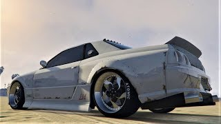 E289 Our Elegy Retro Custom!! A Detailed Benny's Customization! - Lets Play GTA5 Online PC 60fps