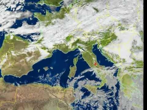 dongle RTL2832+E4000 NOAA-Sat 137 Mhz, WeFax WXtoIMG, I6IBE Ivo Brugnera Pratola Peligna
