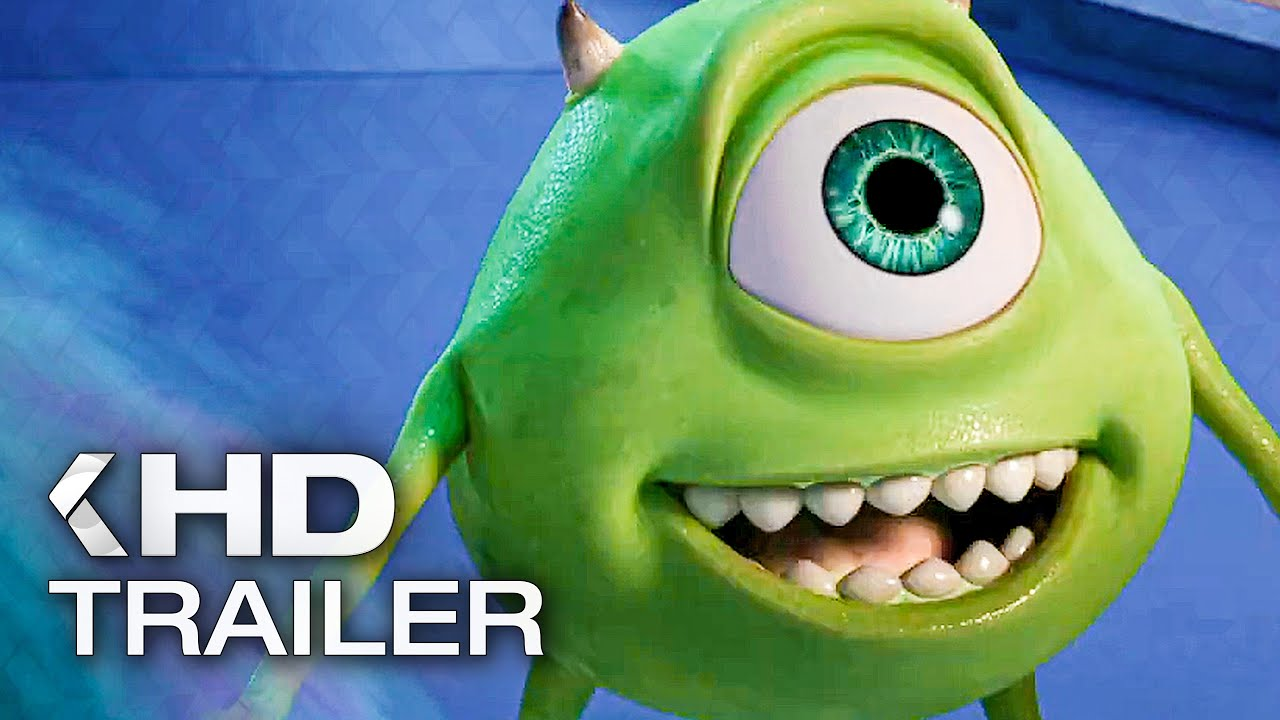 MONSTERS AT WORK Trailer (2021) Фото 3