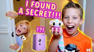 Payton finds Paxton's secret! Pixie Belles!