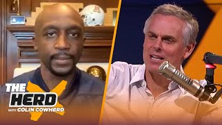 Jason Terry talks Clippers lackluster performance, LeBron's Lakers & Zion's future | NBA | THE HERD