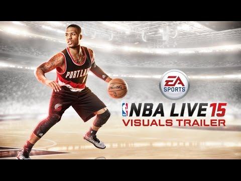 NBA LIVE 15 Visuals Trailer ft. 2 Chainz thumbnail