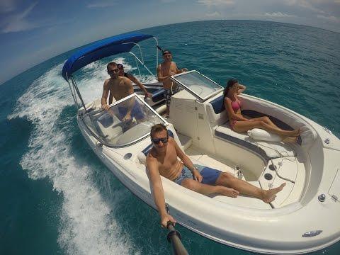 Miami Boat Trip (HD)