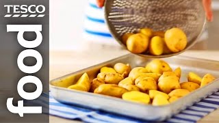 How to make spiced new potatoes