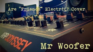 "Are ""Friends"" Electric? - Mr Woofer Cover"