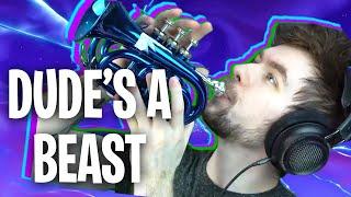 DUDE'S A BEAST | Fortnite (Battle Royale) Jacksepticeye Songify Remix By Schmoyoho