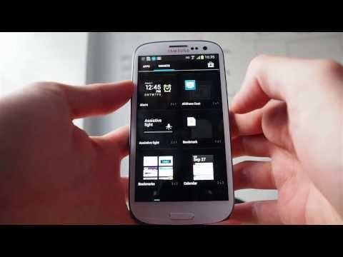 Vídeo do UR 3D Launcher