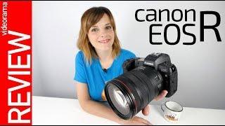 Canon EOS R Review -SUFICIENTE Para Empezar?-