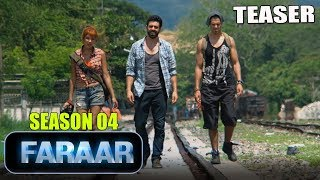 Faraar Season 4 - Teaser | Full Episode On Friday At 5 PM | Hindi Dubbed TV Series