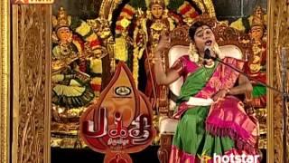 Bhakthi Thiruvizha 11/13/15