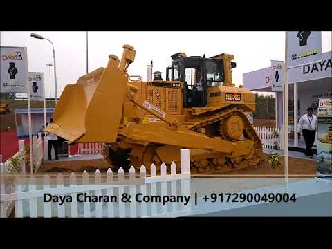 Live Demonstration of Machine | Excon Exhibition | Daya Charan & Company