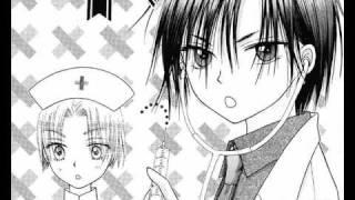 Natsume,Mikan,Ruka-love Story Part1