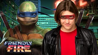 WE'RE NINJA TURTLES! (Friendly Fire) by Smosh Games
