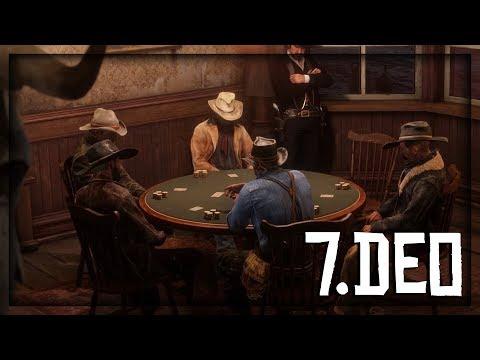 IGRAMO POKER ! Red Dead Redemption 2 - 7.Deo