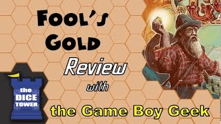 Fool's Gold Review - with the Game Boy Geek