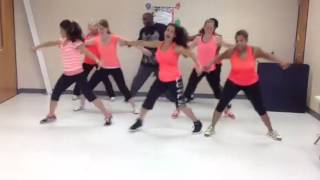 """Tootsie Roll"", by 69 Boyz, Choreo by Natalie Haskell for Dance Fitness"