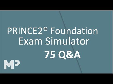 PRINCE2 Foundation Exam Simulator 75 Q&A 2009 - OLD Version ...