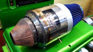 Еlectric JET engine