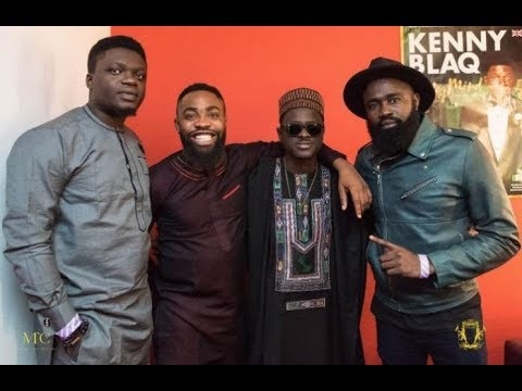 KENNY BLAQ, AROLE & ASIRI SHUT DOWN LONDON WITH NEW & CRAZY ACTS