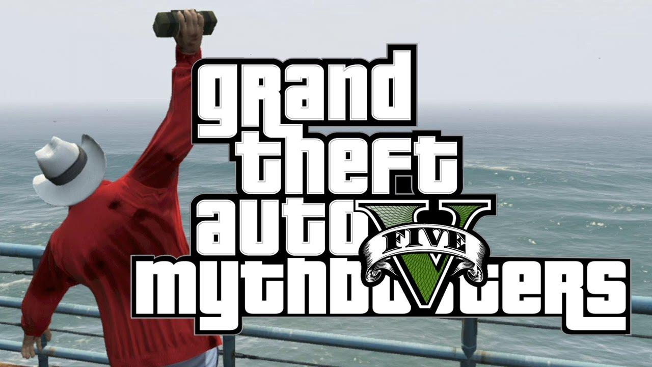 More GTA V Myths Busted