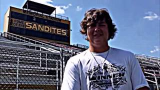 Ask a Sandite: Three Questions with Sand Springs Kicker Blake Boyles