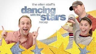Ellen Staff's 'Dancing with the Stars' Finale Predictions