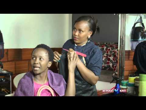Kansiime the guinea pig. Kansiime Anne. African comedy.