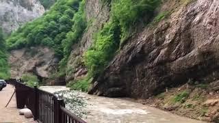 Чегемские водопады - КБР