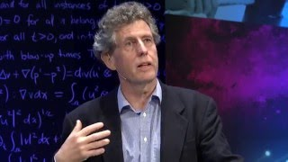 Tim Palmer Public Lecture: Climate Change, Chaos, and Inexact Computing