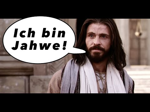 Ist Jesus Jahwe / JHWH ?  - Bibel | Johannes 8:58