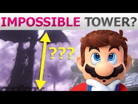 The IMPOSSIBLE Tower Climb in Ruined Kingdom? | Super Mario