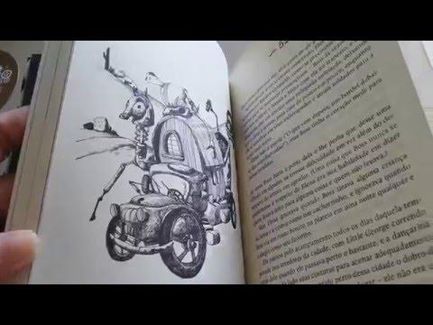 Review - Livro Circo Mecânico edi. Limitada