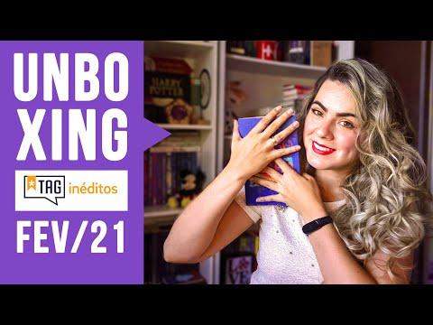 Unboxing TAG INÉDITOS | Edição FEVEREIRO 2021