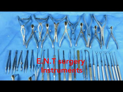 ENT Instrument at Best Price in India