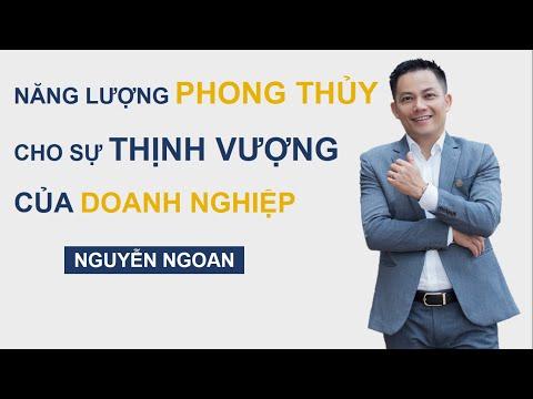 Năng Lượng Phong Thuỷ Cho Sự Thịnh Vượng Của Doanh Nghiệp - Nguyễn Ngoan