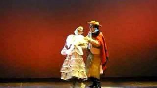Ballet Salta - Zamba con Marina y Hugo Giménez