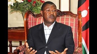 What next for Moses Wetang'ula?  ODM seeks to kick him out