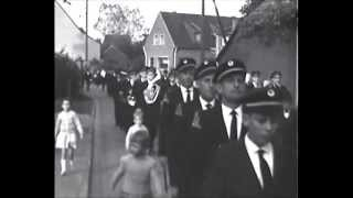 preview picture of video 'Schützenaufzug Waldfeucht 1964.wmv'